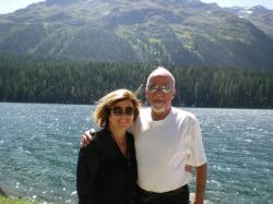 Paulo Coelho dan Istrinya, Christina Oiticica